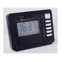Dual Alarm RC LCD Thermo D/D