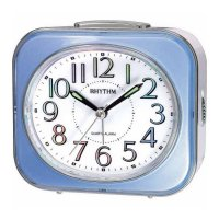 Rhythm LOUD Beep Bell Snooze Sweep Light Blue