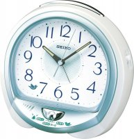 Seiko Beep Bell Bird LOUD Snooze Sweep