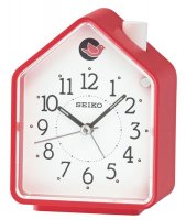 Seiko Beep two Birds Sweep Volume Snooze