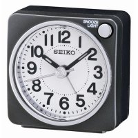 Seiko First Sweep Light Lumi Black