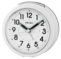 Seiko Perfect Sweep Snooze Light White