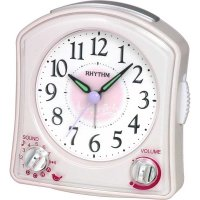 Rhythm Bird Melody Snooze Sweep Light Pink