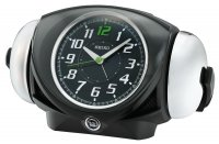 Seiko Black Super LOUD Bell Light Snooze