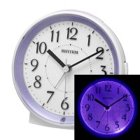 Rhythm Permanent Night Light Sweep Snooze Purple