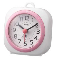 Rhythm Splash Proof Sweep Snooze Pink