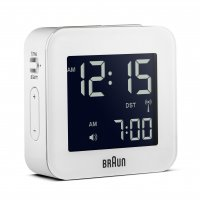 Braun Global Radio Control White