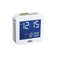 Braun Travel Digital White
