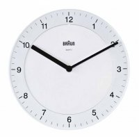 Braun Quartz White