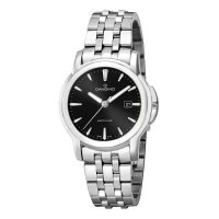 Candino Steel Black 38mm