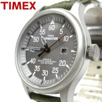 Timex Expedition Military Field Grey Green