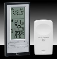 IROX Alarm Clock RC Weatherstation