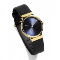 Jacob Jensen DIMENSION Gold Plated Sapphire 857 28mm
