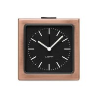 LEFF Block Steel Black Copper Index Alarm