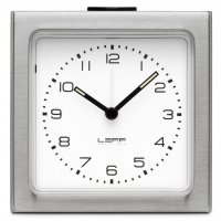 LEFF Block Steel White Alarm