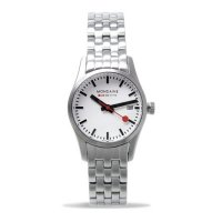 Mondaine Retro Brushed 28 mm