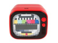 Present Time TV LED Alarm Red
