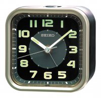Seiko Function Sweep Snooze Light Black