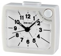 Seiko Front Light Snooze White