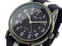 Timex Weekender Gun Metal Grey Black 38mm