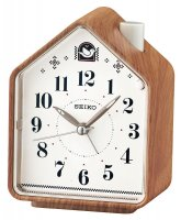 Seiko Birdhouse Song Sweep Snooze