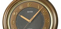 Rhythm Chime Brown Sweep 34