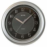 Rhythm Chime Silver Sweep 34
