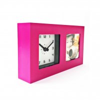 Photo Frame Single Pink