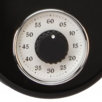 Ant Kitchen Timer Black