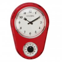 Ant Kitchen Timer Shabby Red