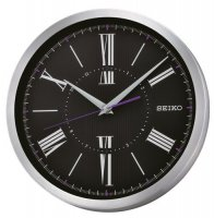 Seiko Roman Sweep Alu Black 30