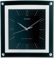 Seiko Square Bezel RC Sweep Black 32