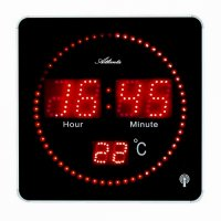 RCC LED Digital Temp 28