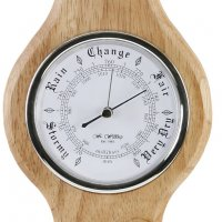Banjo Light Barometer Hygro Thermo