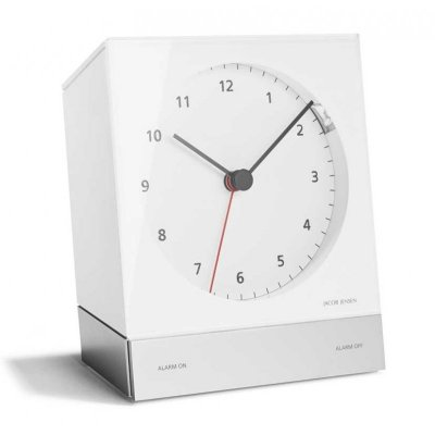 Jacob Jensen Alarm White
