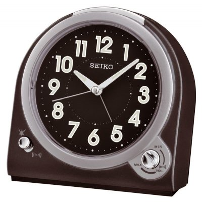 Seiko Volume Beep Bell LOUD Sweep Light Black