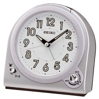 Seiko Volume Beep Bell LOUD Sweep Light Silver