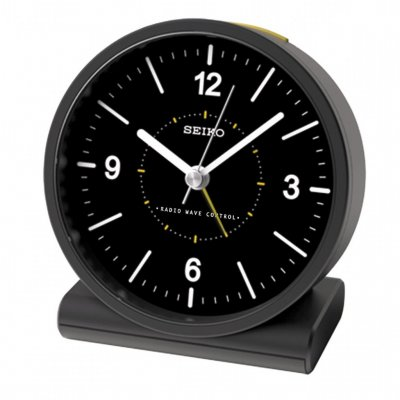 Seiko Fusion RCC Light Snooze Black