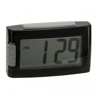 Wm.Widdop Large LCD Alarm