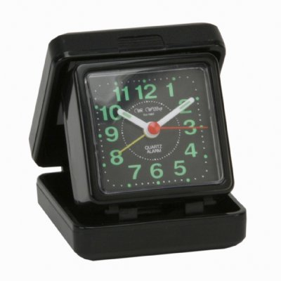 Wm.Widdop Travel Quartz Black and Black