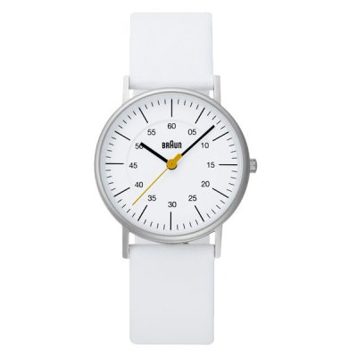 Braun Steel White