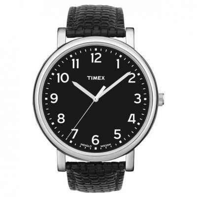 Timex Easy Premium Black 42 mm