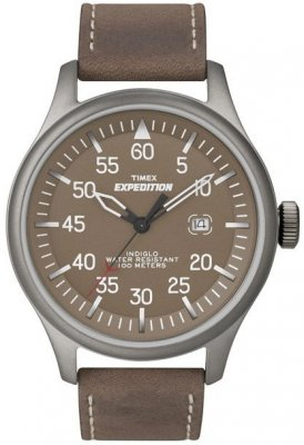 Timex Expedition Military Field Brown