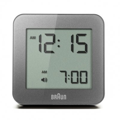 Braun Digital Grey