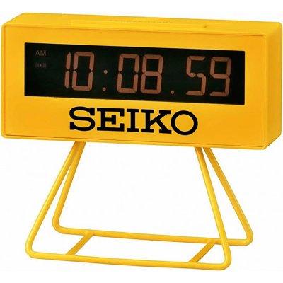 Alarm Clock Seiko Sport Alarm Calendar Snooze Light