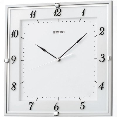 Seiko Italic Square Sweep White 30