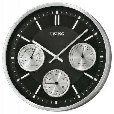Seiko Quad Thermo Hygro Sweep 33