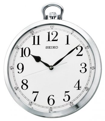 Seiko Stopwatch Sweep Silver 42
