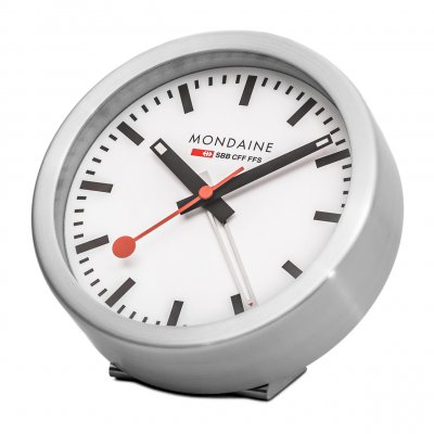 Mondaine Mini Alarm Clock