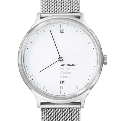 Watch - Mondaine Helvetica Light T2 38 MB